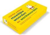 Nijntje oefent moeilijke woorden en werkwoorden : 40 kaartjes met woorden van 3, 4 en 5 lettergrepen ; 40 kaartjes ...