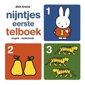 Nijntjes eerste telboek : Engels-Nederlands