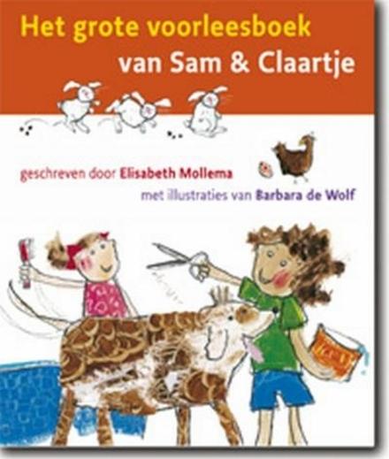 Het grote voorleesboek van Sam en Claartje