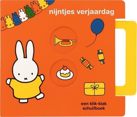 Nijntjes verjaardag : een klik-klak schuifboek