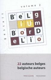 Belgium Bordelio : gestalt 2017 : 22 Belgische auteurs. volume 2