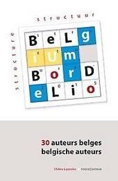 Belgium Bordelio : structuur 2015 : 30 Belgische auteurs