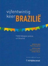 Vijfentwintig keer Brazilië : hedendaagse poëzie uit Brazilië
