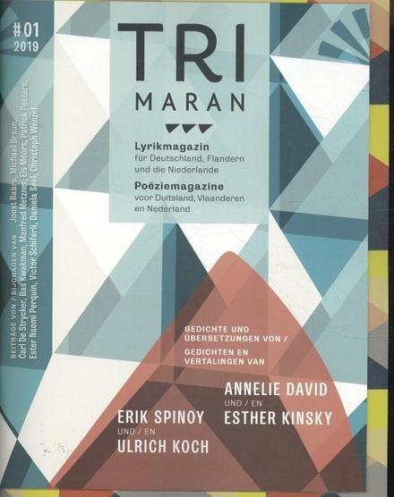 Trimaran : poëziemagazine voor Duitsland, Vlaanderen en Nederland = Lyrikmagazin für Deutschland, Flandern und di...
