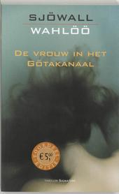 De vrouw in het Götakanaal