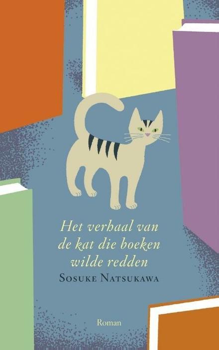 Het verhaal van de kat die boeken wilde redden - Een wonderlijk sprookje!