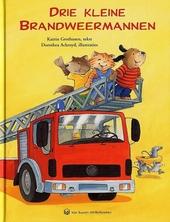 Drie kleine brandweermannen
