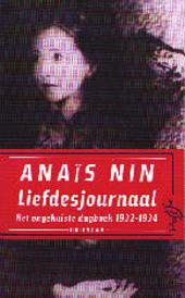 Liefdesjournaal : het ongekuiste dagboek 1932-1934