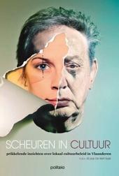 Scheuren in cultuur : prikkelende inzichten over lokaal cultuurbeleid in Vlaanderen : n.a.v. 30 jaar De Werf Aalst