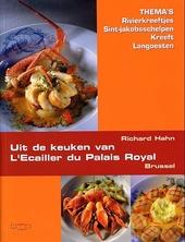 Uit de keuken van L'Ecailler du Palais Royal Brussel : rivierkreeftjes, sint-jakobsschelpen, kreeft, langoesten