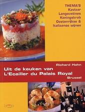 Uit de keuken van L'Ecailler du Palais Royal Brussel : kaviaar, langousines, koningskrab, Oostenrijkse en Italiaans...