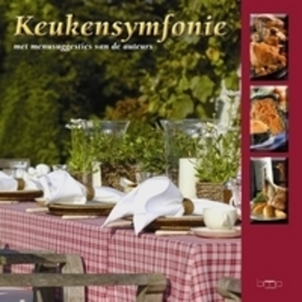 Keukensymfonie : koken met Christiane & Dédée