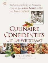 Culinaire confidenties uit de Wetstraat : verhalen, anekdotes en Italiaanse recepten van Maria Landis, kokkin van G...