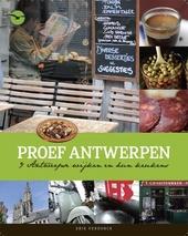 Proef Antwerpen : 8 Antwerpse wijken en hun keukens