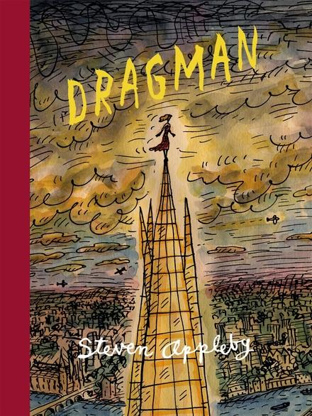 Dragman : een graphic novel