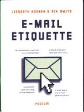 E-mailetiquette