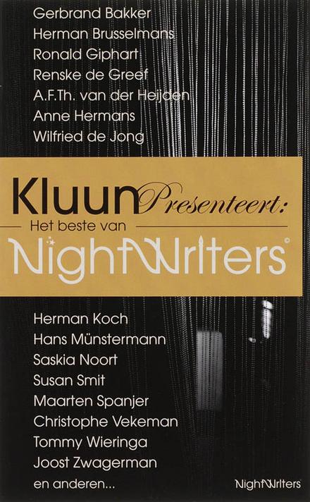 Kluun presenteert het beste van NightWriters