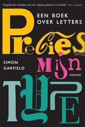 Precies mijn type : een boek over letters