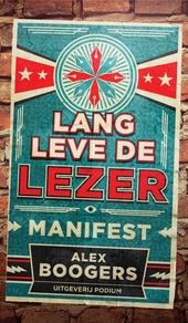 Lang leve de lezer : manifest