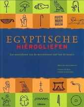 Egyptische hiërogliefen : het ontcijferen van de mysterieuze taal van de farao's