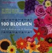 100 bloemen om te haken en te breien : een complete gids voor het haken en breien van verschillende soorten bloemen
