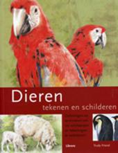 Dieren tekenen en schilderen