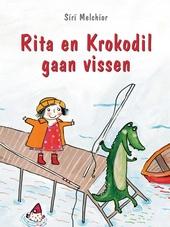 Rita en Krokodil gaan vissen
