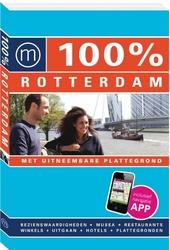 100% Rotterdam : ontdek de stad in 3 wandelingen