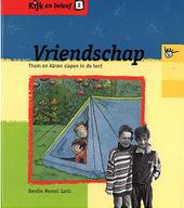 Vriendschap : Thom en Aäron slapen in de tent