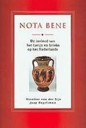 Nota bene : de invloed van het Latijn en Grieks op het Nederlands