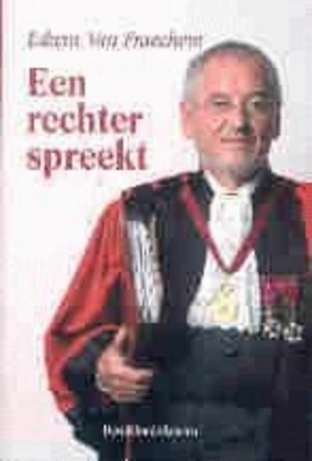 Een rechter spreekt