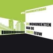 20 jaar open monumentendag Vlaanderen : 20 markante monumenten van de 20ste eeuw