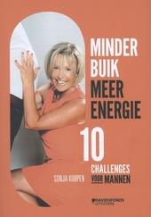 Minder buik, meer energie : 10 challenges voor mannen