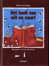 Het boek van wit en zwart