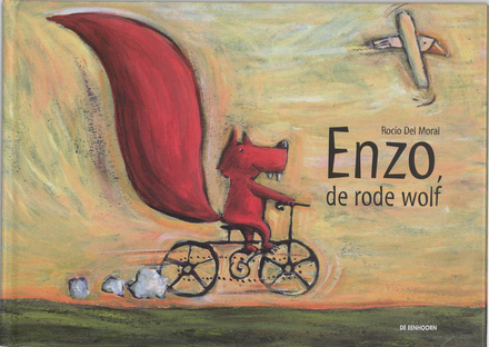 Enzo, de rode wolf