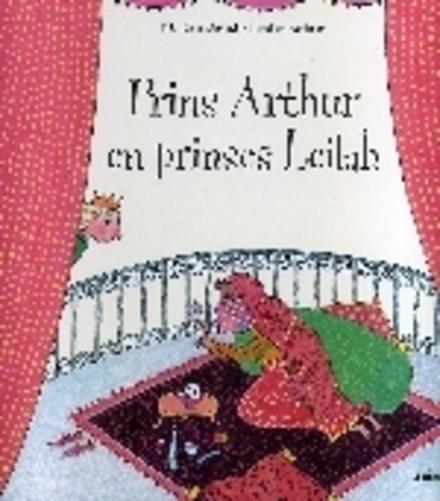 Prins Arthur en prinses Leilah