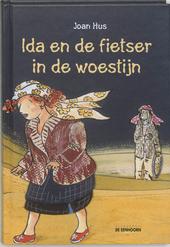 Ida en de fietser in de woestijn