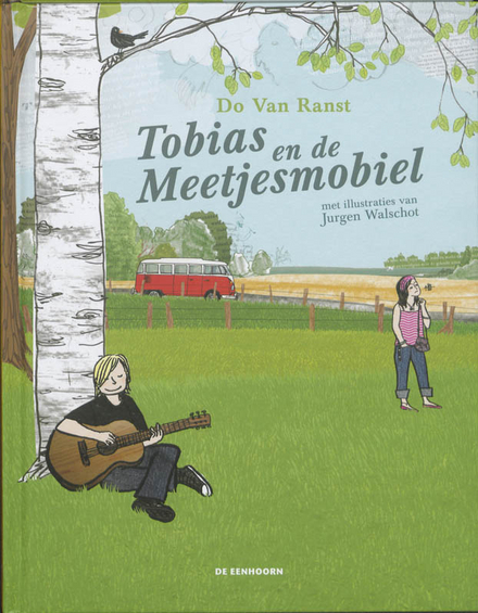 Tobias en de Meetjesmobiel