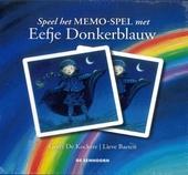 Speel het memo-spel met Eefje Donkerblauw