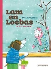 Lam en Loebas in de sneeuw