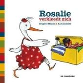 Rosalie verkleedt zich