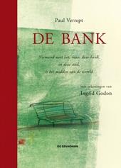De bank : niemand weet het, maar deze bank, in deze stad, is het midden van de wereld
