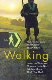 Walking : in de voetsporen van Paulo Coelho, Bruce Chatwin, Virginia Woolf, Werner Herzog, Jon Krakauer, Reinold Me...