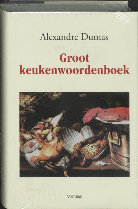 Groot keukenwoordenboek