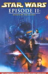Star Wars. Episode II, Attack of the clones