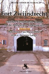 Fort Zwijndrecht van het Verschanste Kamp op de Antwerpse linkeroever