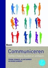 Communiceren : contact maken, houden en verdiepen