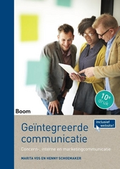 Geïntegreerde communicatie : concern-, interne en marketingcommunicatie