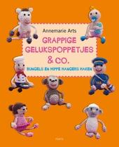 Grappige gelukspoppetjes & Co. : bungels en hippe hangers haken