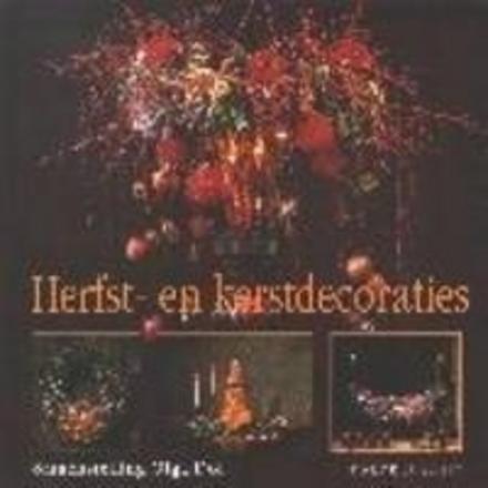 Herfst- en kerstdecoraties